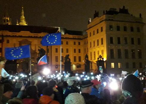 Tschechen sind für einen Verbleib in einer freiheitlich-demokratischen Union