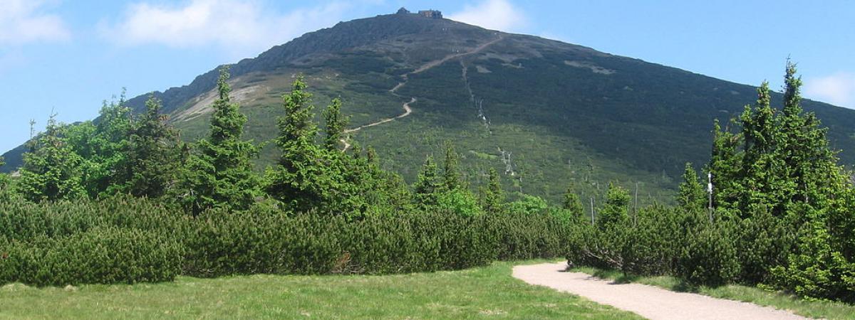 Die Schneekoppe: Höchster Berg des Riesengebirges