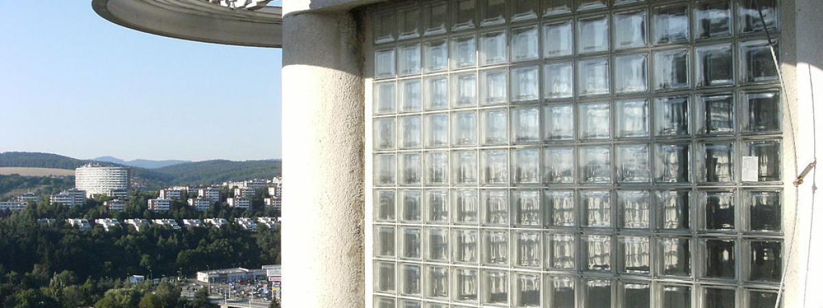 Zlín 21 – Baťa-Hochhaus