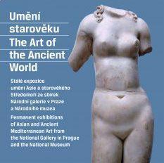 Die Kunst der alten Welt: Dauerausstellung der Prager Nationalgalerie
