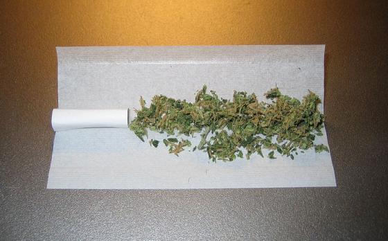 Cannabisprodukt: Joint